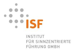 Logo: Institut für sinnzentrierte Führung